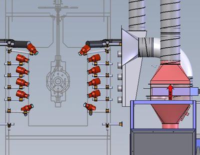 CUSTOM ENGINEERED SYSTEMS
